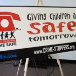 """It is another year and another major effort to keep children safe from dangerous predators. Houston Police and the Harris County Sheriff's Department helped Crime Stoppers launch the 6th Annual """"Safe Child Initiative."""""""