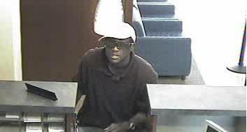 San Felipe Road robber