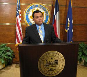 CM Ed Gonzalez