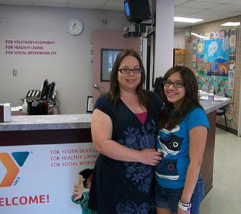 Kayla and Anissa Martinez