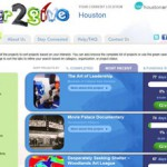 """Houston arts organizations are tapping into a new form of fundraising — crowdsourcing. The new website """"power2give.org"""" allows arts groups to post projects online and ask for contributions."""