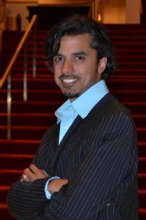 Assistant Professor Emran El-Badawi