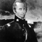 Commander Of The Battle Of The Alamo: William Barret Travis