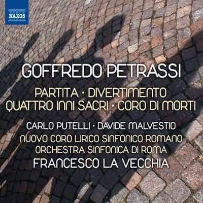 Partita, Goffredo Petrassi