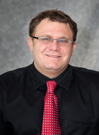 Michael Cottingham, faculty advisor and assistant professor