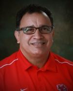 Danny Arocha, director of enrollment for the Hilton College