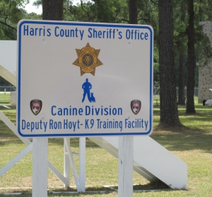 Harris County Sheriff's Office Canine Division