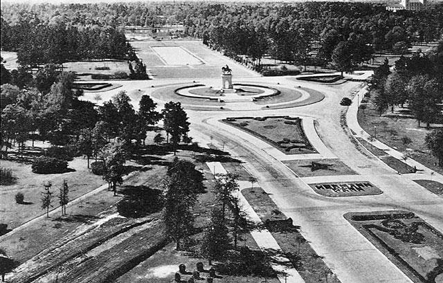 1932 Historic Photo of Grand Gateway
