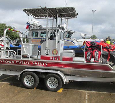Baytown Port Security