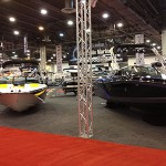The largest indoor boat show in the country is now underway at Reliant Center. It's a chance to dream of, or purchase an escape on the water.
