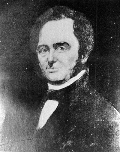 Portrait of Moses Austin