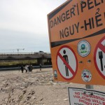 The Environmental Protection Agency is poised to make an important decision regarding the San Jacinto Waste Pits. The Superfund site just east of Channelview will either be permanently capped or relocated.