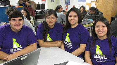 BARC volunteer group