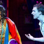 """Houston Public Media's Troy Schulze talks with Ghost the Musical's Steven Grant Douglas, who plays """"Sam"""" (the Patrick Swayze role), about the famous pottery scene and adapting movies into musicals. The show runs at the Hobby Center through February 23."""
