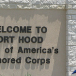 """Fort Hood has ordered everyone at the Texas Army base to """"shelter in place."""""""