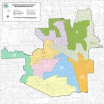 The annexation of North Forest students and residents prompted the redistricting plan.