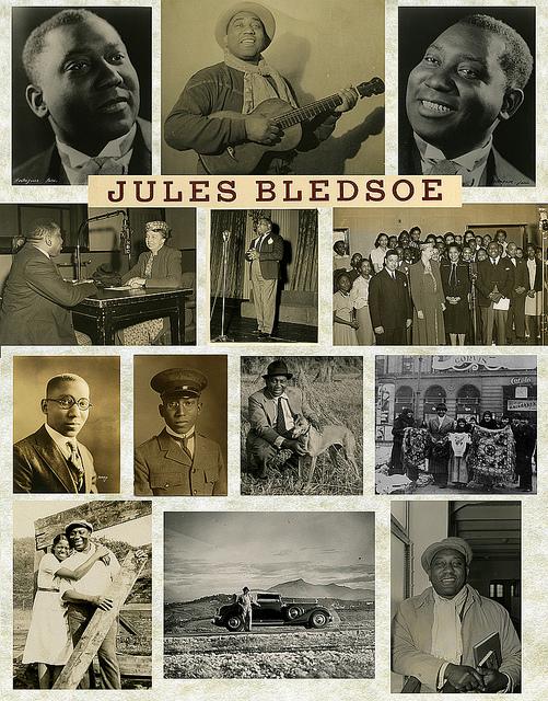 Jules Bledsoe Photo Collage