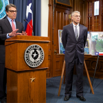 Video: Perry, Abbott Challenge Obama's Immigration Action