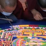 Video: Sand Mandala At The Menil Collection