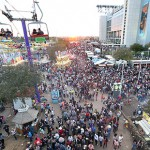"The Houston Livestock Show & Rodeo winds down this weekend. So far, this year's concert attendance record at NRG Stadium was last Sunday on ""Go Tejano Day."" Another record was set last Saturday for overall attendance."