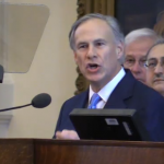 The bill pretty much sailed through the Texas Legislature and onto the governor's desk.
