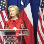 Video: Hillary Clinton Calls For Automatic Voter Registration In Houston Speech