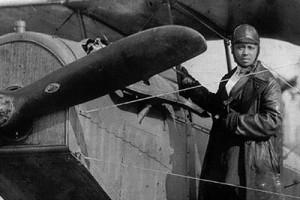 Pilot 'Brave Bessie' Coleman