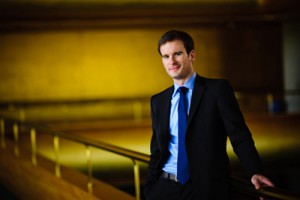 2015 Round Top Music Festival: Conductor Vladimir Kulenovic