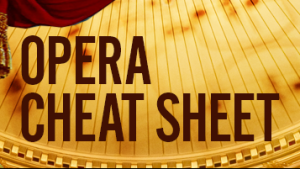 Opera Cheat Sheet