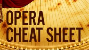 Opera Cheat Sheet logo