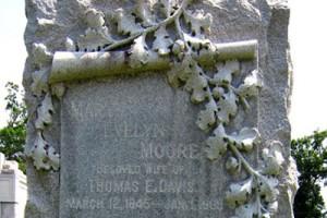 Writer Mollie Evelyn Moore Davis
