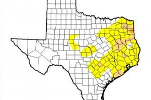 Houston Area On Verge Of Another Drought