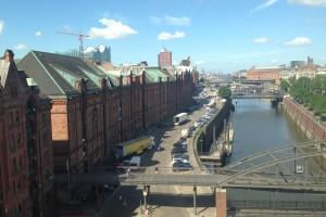Brick warehouses Hamburg