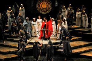 Opera Cheat Sheet: Norma