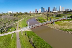 Buffalo Bayou Park Nears Grand Re-Opening
