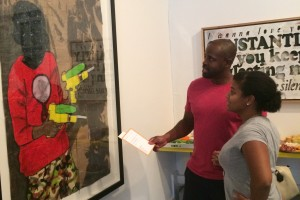 Project Row Houses' New Fundraising Initiative Supports Local Artists