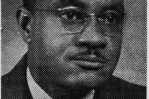 Historian Henry Allen Bullock