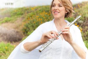 Aralee Dorough, Houston Symphony Principal Flutist