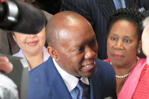 Sylvester Turner Says He Wants To Bring Houston Together As He Heads Into Runoff In Mayor's Race