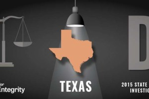 Texas Gets D- In State Integrity Report
