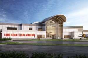 Aviation Leaders Break Ground On New Lone Star Flight Museum