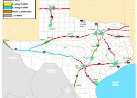 TXDOT Proposes Slower Speed Limit On I-10 Stretch Between Houston & Beaumont