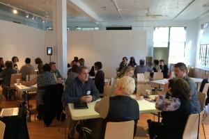 Dozens Gather To Discuss Houston's Creative Economy