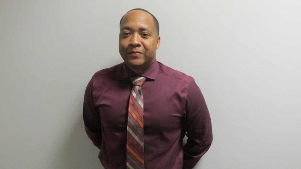 Sgt. Anthony Turner works with the Houston Police Department's homicide division and is a mentor with TAPS Academy.