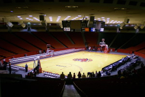 UH Regents Approve $60 Million Basketball Arena Renovation