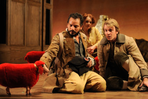 Scene from Bernstein's Candide