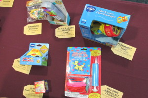 In Time For The Holidays, Report Flags Dangerous Toys