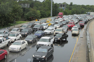 Several Houston Freeways Top Bottleneck Report